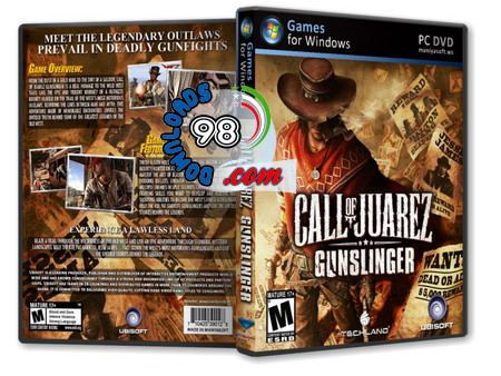 بازی کامپیوتر Call of Juarez Gunslinger