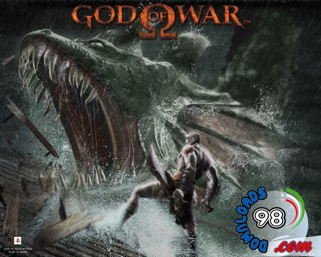 خدای جنگ GOD OF WAR 1