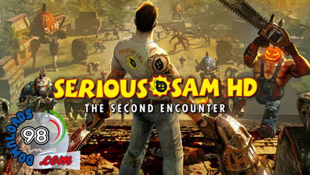 بازی Serious Sam 2 The Second Encounter