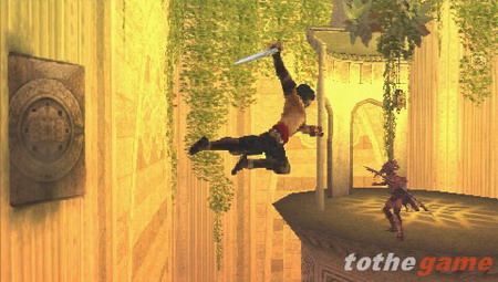 بازی Prince of Persia 3 : Rival Swords برای PSP