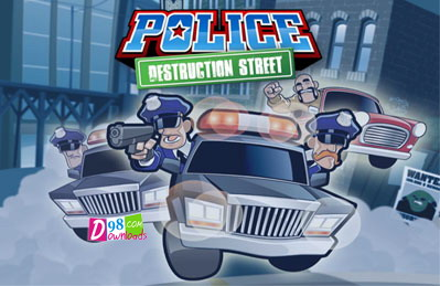 بازی کامپیوتر Police Destruction Street