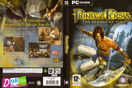 بازی Prince of Persia 1: The Sands of Time